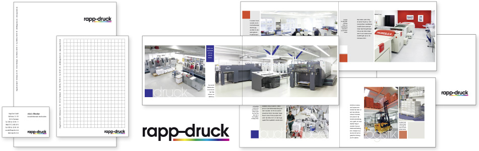 corporate design broschuere druckerei