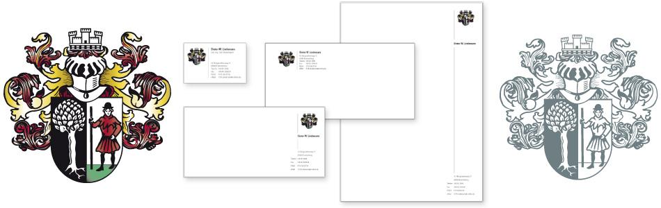 heraldik grafik design wappen portfolio beispiele reichert design m nchen und rosenheim. Black Bedroom Furniture Sets. Home Design Ideas