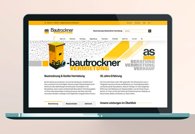 web design as rosenheim